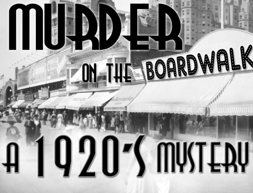 Murder on the Boardwalk At Prospect Inn – January 15th, 2020