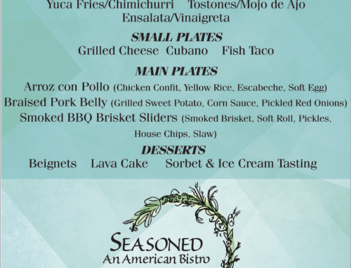 'CHEF' Dinner – February 26, 2020