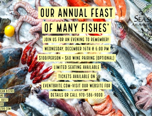 A Feast of Many Fishes – 2020